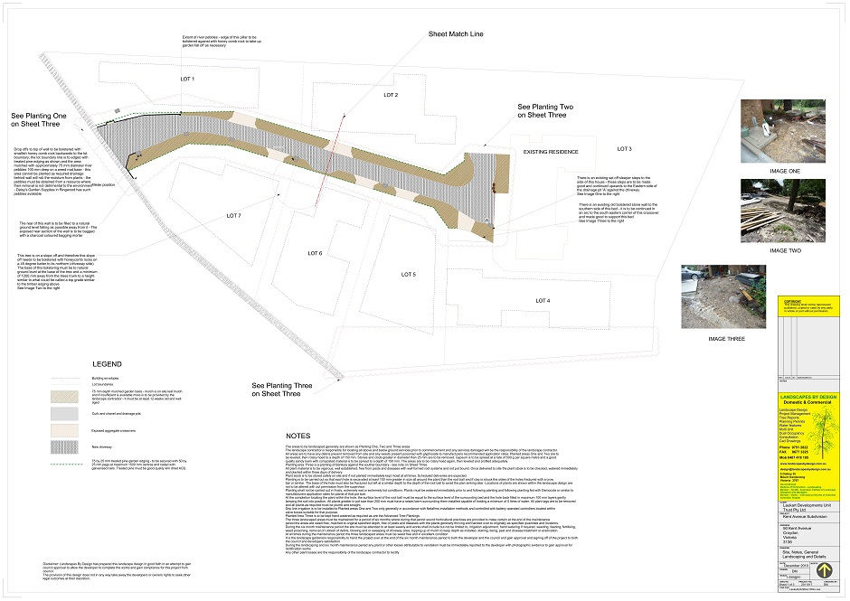 Croydon Landscape Design