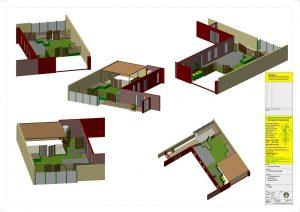 Northcote Landscape Design 3d