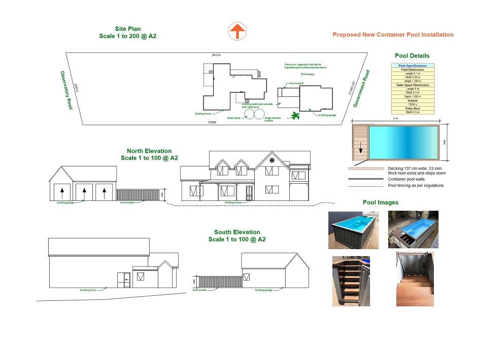 Olinda Pool Design