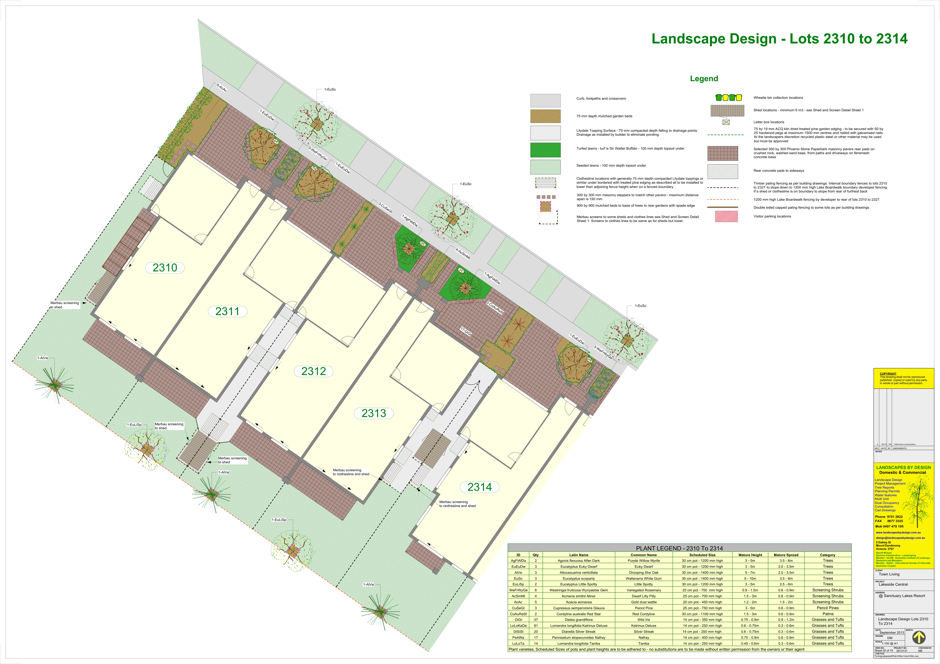 Point Cook Landscape Design 2