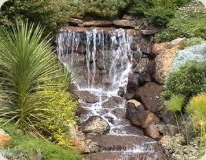 Landscape Water Feature