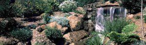 Waterfall Landscape Design Top