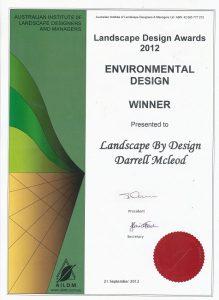 Aildm Awards Environmental