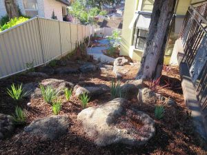 Steep Landscaping 1