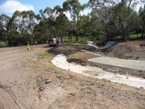 Wetlands Landscape Construction 01