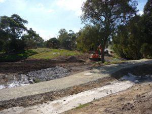 Wetlands Landscape Construction 03