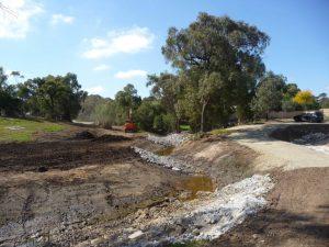 Wetlands Landscape Construction 05