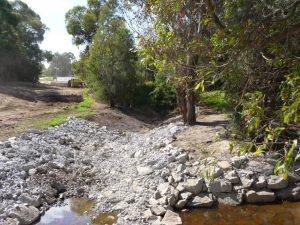Wetlands Landscape Construction 09