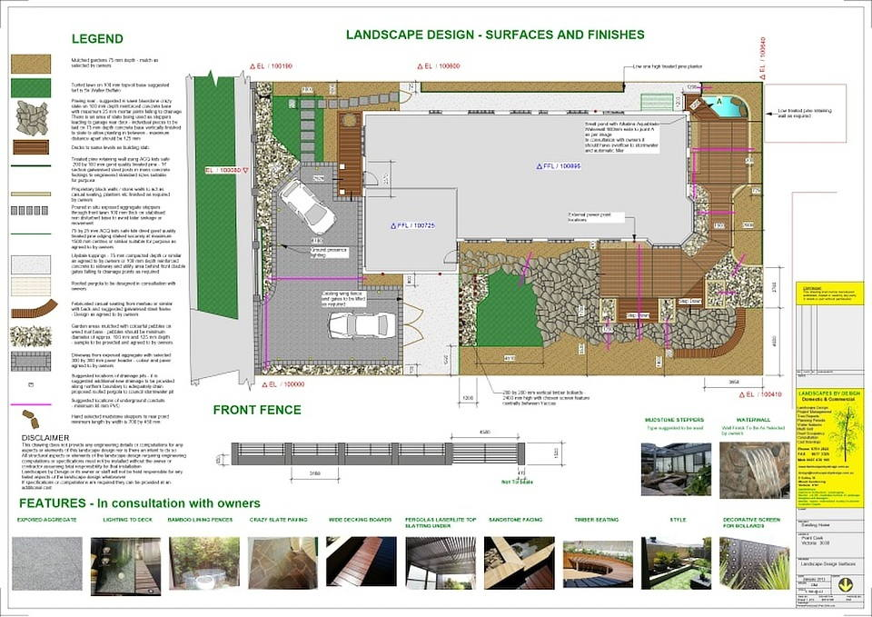 Landscape Design Point Cook